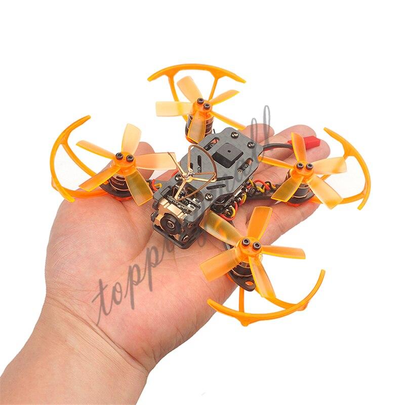 Crapaud 90 Micro Racing Brushless drone fpv Avec Caméra F3 DSHOT contrôleur de vol avec Frsky/Flysky/DSM2/X RX récepteur BNF