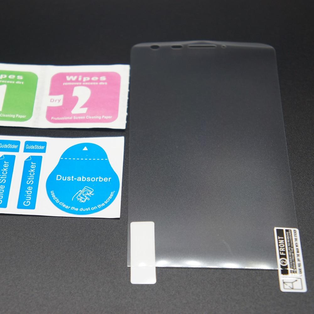 UVR För LG G5 Full täckning Skrapskydd Mjuk skärmskydd de Pantalla - Reservdelar och tillbehör för mobiltelefoner - Foto 6