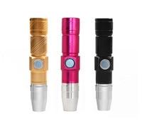 Bicycle Flashlight Light USB Charger Flash LED Flashlight
