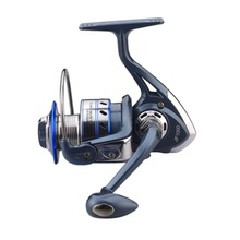 yomoshi  JF1000-7000 Collection Spinning Carbon Fiber Drag Ultralight Freshwater Fishing Reel 12+1BB Spin Plastic with Metallic Rocker