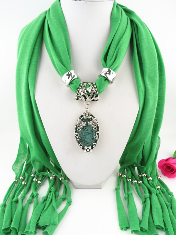 Top Popular Tassel Scarf Butterfly Alloy Diamond Pendant Scarf New Design Style Ladies 39 Scarfs Free Shipping in Women 39 s Scarves from Apparel Accessories