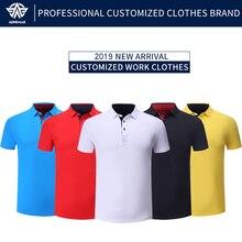 Adhemar высококачественные рубашки для гольфа для мужчин с коротким рукавом быстросохнущая рубашка для спорта на открытом воздухе женская модная футболка
