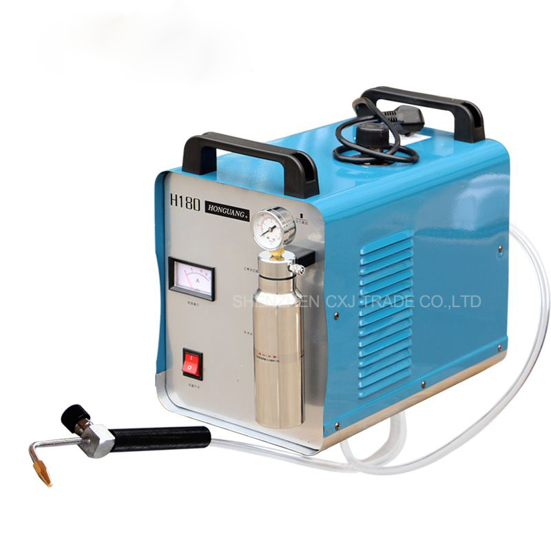 Free shipping by DHL 220V High power H180 acrylic flame polishing Electric Grinder / Polisher machine 600W 95L/H free shipping by dhl mini ultrasonic polishing machine rtw1400