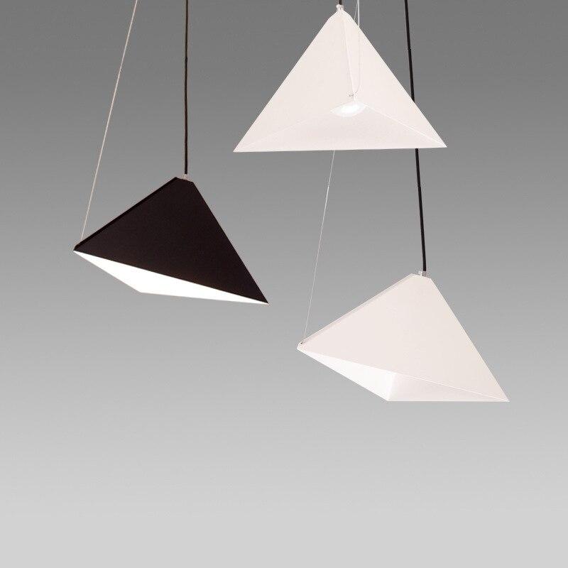 Современные подвесные светильники Lamparas Светодиодная лампа Цветной алюминиевый абажур для лампы деревянная Подвесная лампа освещение для