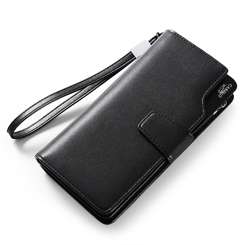 Brand Genuine Leather Wallet Men Clutch Bag Leather Wallet Card Holder Coin Purse Zipper Male Long Wallets Cross Pattern genuine leather men wallets 2018 famous brand credit card holder purse bag coin pockets zipper long wallet high quality tw1634