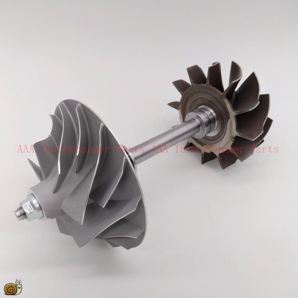 HX55 Turbo parts turbine shaft&wheel 80x86.4mm,Compressor wheel 63.5x99mm,supplier AAA Turbocharger PartsHX55 Turbo parts turbine shaft&wheel 80x86.4mm,Compressor wheel 63.5x99mm,supplier AAA Turbocharger Parts
