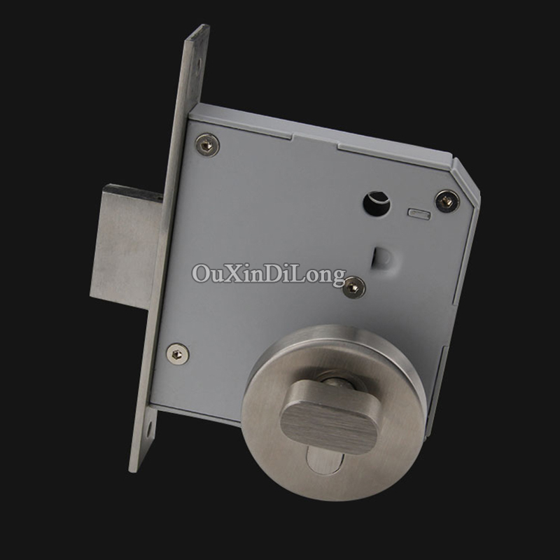 Luxury Stainless Steel Security Door Lockbody Brass Lock Cylinder Solid Square Tongue Passage Fire Proof Mortise Door Lock Body cctv security explosion proof stainless steel general bracket