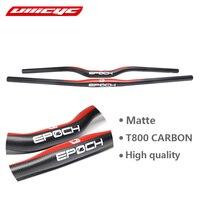 Newest Ullicyc Mountain Bike 3k Matt Full Carbon Handlebar Matte Carbon Bicycle Handlebar MTB Parts 31