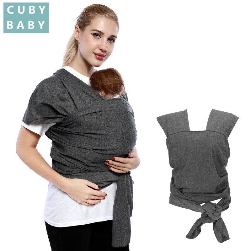 Double baby sling autumn and winter full 100% cotton breathable suspenders backpack child bags