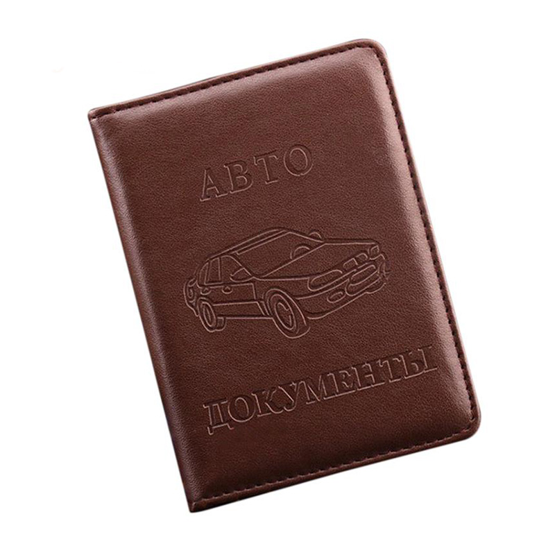 russian drivers license pu leather cover for car driving specifications namepassport cover material pu leather sizeapproximately362 x 48 inches 92 x 122 cm color as the picture showsthere could be some reheart Images
