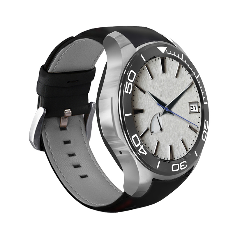 696 1.3 inch Round MTK6580 S11 PLUS Smart Watch Android 5.1 ROM 8GB RAM 512 MB