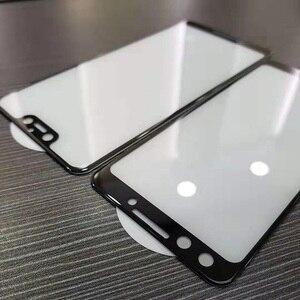 Image 2 - 5D מסך מגן עבור גוגל פיקסל 4 3 XL Oleophobic מזג זכוכית סרט עבור Google 3 XL 3A xl מעוקל מגן זכוכית