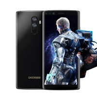 Doogee Mix 2 6GB RAM 128GB ROM Smartphone 5.99'' FHD+ Bezel less Octa Core Mobile Phone 4 Cameras 16MP+13MP Andorid 7.1 Face ID