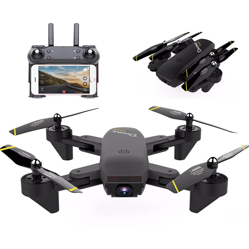 S169 drone HD aerial photography WiFi real-time transmission dual camera optical flow positioning automatic follow-up helicopterS169 drone HD aerial photography WiFi real-time transmission dual camera optical flow positioning automatic follow-up helicopter