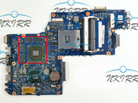 H000052630 H000050770 H000038420 H000052580 PLF/PLR/CSF/CSR DSC HD7610M 1GB DDR3 MotherBoard for Satellite C850 L850 C855 L855