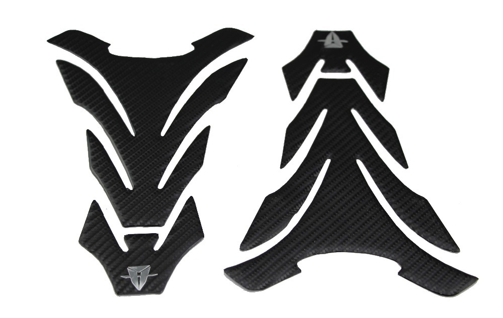 Freeshipping Sticker Decal Traction Tank pads GRIPPER STOMP GRIPS EASY for streetfighter848Scrambler Multistrada1100 1200 in Decals Stickers from Automobiles Motorcycles