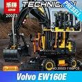 Serie Ultimate Lepin 20023 Nueva Técnica La Ew160e excavadora conjunto de Bloques de Construcción Ladrillos Niños Juguetes Educativos Regalo Modelo 42053
