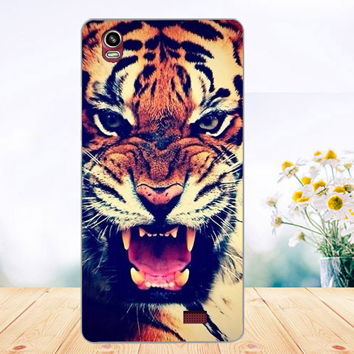Phone-Cases Prestigio Duo-Cover Silicon-Phone For Muze H3 Soft Tpu Bags Fundas Coque