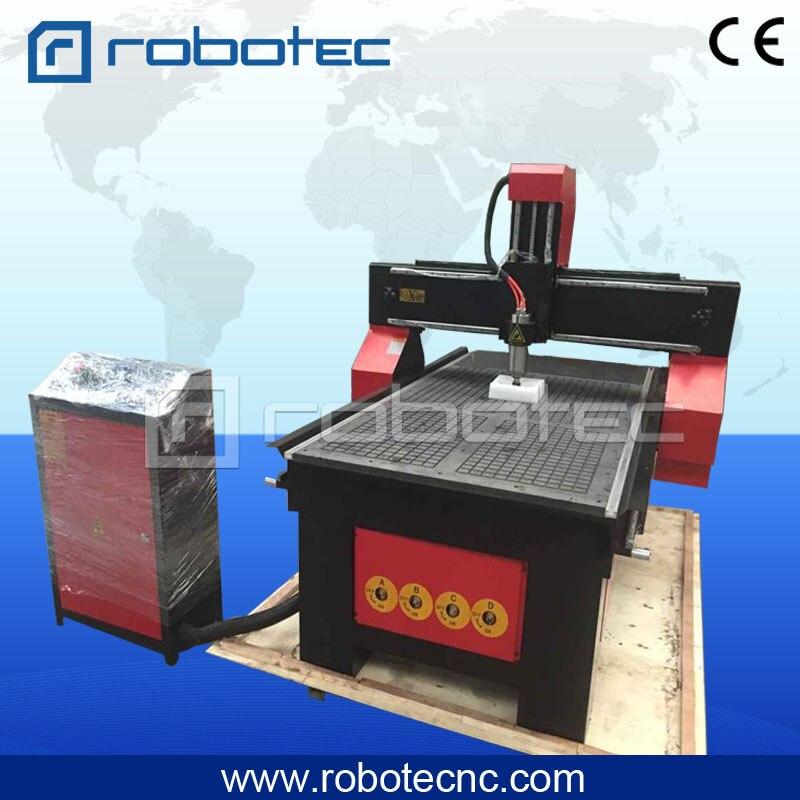 Machine de routeur de CNC de coupe en métal, routeur de CNC pour la gravure en métal, 6090 mini routeur de CNC en métal - 2