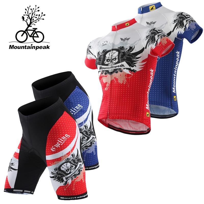 Mountainpeak Biciklistički dresovi kratkih rukava Biciklističko - Biciklizam - Foto 1