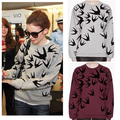 sudaderas mujer 2015 sweatshirt women autumn printed long sleeve hoodies pullover casual womens sweat femme ropa deportiva mujer