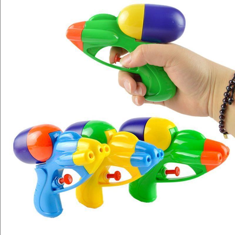 Mini Baby Water Gun Outdoor Games Kids Summer Beach Water Gun Toy Kids Swimming Pool Squirt Toy Pistol SprayWater Gun Kids Toys