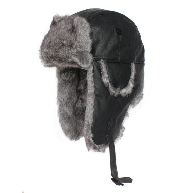 Free Shipping Holiday sale New Arrival Kenmont Free Shipping Winter Trapper Hat, Fur-like Russian Hat, Fashion Hat KM 2152