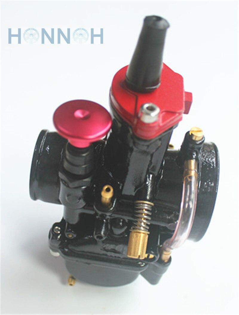 Weber carburetors laminated sticker black