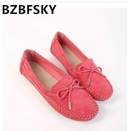 Women Loafers 2016 New Women's Fashion Plus Size 35-41 Shoes Spring Summer Style Comfort Casual Slip on Shoes Leisure Flats new 2017 spring summer women shoes pointed toe high quality brand fashion womens flats ladies plus size 41 sweet flock t179