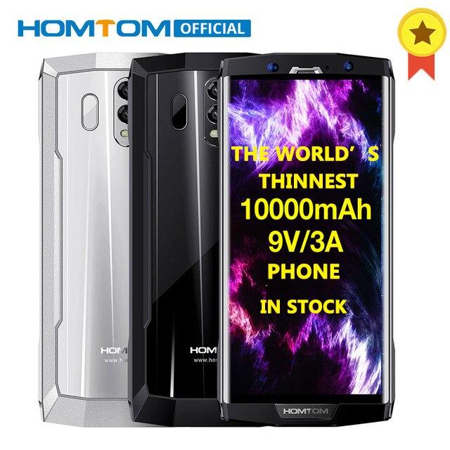 HOMTOM HT70 MT6750T Octa Core Android 7.0 Smartphone 6,0 zoll 18:9 Display 16MP + 5MP Dual Kamera 4 gb RAM 64 gb ROM Handy