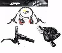 Sales SHIMANO XT DEORE M8000 hydraulic brake MTB disc brake for XC AM FR DH mountain bike accessories free shipping