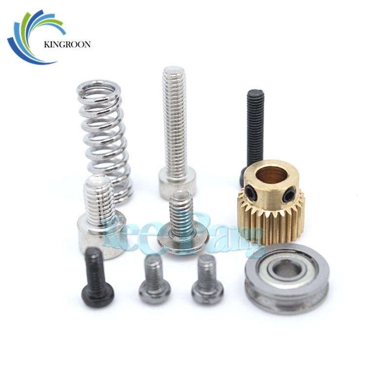 MK8 Extruder Aluminiumlegierung Block Für 1,75mm Filament Extrusion - Büroelektronik - Foto 4