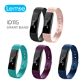 Lemse ID115 Smart Band Sleep Monitor Fitness Activity Tracker Wristband for Huawei xiaomi samsung android for Iphone Phone