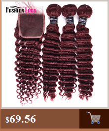 HTB1hJobc21H3KVjSZFHq6zKppXaA Fashion Lady Pre-Colored Ombre Brazilian Hair 3 Bundles With Lace Closure 1B/ 99J Straight Weave Human Hair Bundle Pack Non-Remy