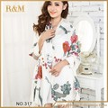 Бесплатная доставка цветок распечатать пашмины шарф для женщин женщин платок шарфы многоцветный