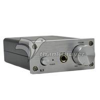 Desktop HIFI Amp ZHILAI K8 Digital Audio Fidelity Headphone Stereo Power Amp Amplifier