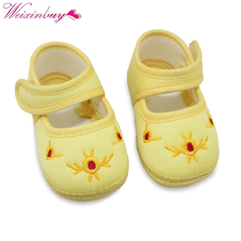 Promotion Bébé Chaussures Enfants Coton Premiers Marcheurs - Chaussures de bébé - Photo 5