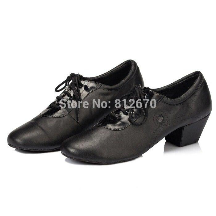 Qualité véritable cuir de vache plat pour les femmes et les hommes EU35-46 Extra grande taille disponible chaussures modernes