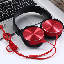 JS 3.5mm Wired Gaming Headset Gamer Headphones with HD Mic Game Earphone for PC Computer Laptop PS4 E-sports xiaomi Headphone