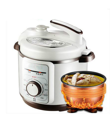 Electric Pressure Cookers Multi-function electric pressure cooker 5L rice cooker.NEWElectric Pressure Cookers Multi-function electric pressure cooker 5L rice cooker.NEW