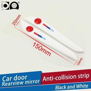 Image 4 - รถกระจกมองหลังกระจก Anti collision strip สำหรับ VW Toyota Honda Nissan Hyundai Kia Ford Audi BMW Mazda Peugeot mercedes Skoda