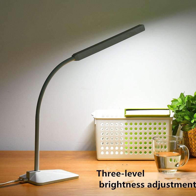 Ժամանակակից լուսադիոդային սեղանի - Ներքին լուսավորություն - Լուսանկար 1