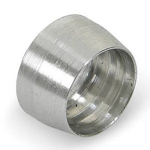 SPEEDWOW Aluminium Olives For PTFE Hose End Fitting Adapter AN3 4 6 8 10 PTFE Fitting Olive