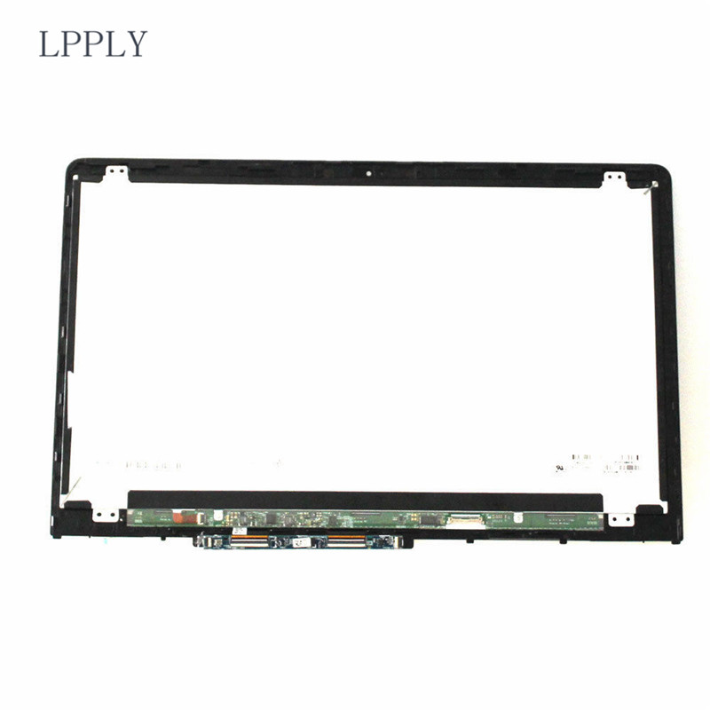 LPPLY LCD assembly For HP Pavilion x360 15-br LCD Display Touch Screen Digitizer Glass Free Shipping цены онлайн