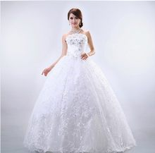 2016 wedding formal dress tube top wedding qi chinese style bride wedding  dress emmanuel train lace up wedding dresses e8370ee1b61b