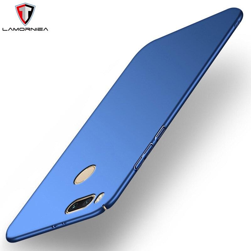 Lamorniea Case For XiaoMi Mi Mix 3 Case Cover For Mi 5X 6X Case Hard PC Full Protection Back Phone Covers RedMI Note 6 Pro 6A 6
