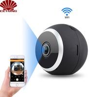 Panoramic 3D Vision HD Wifi Camera Night Vision 360 Degree Full View Fisheye Lens 2 Way