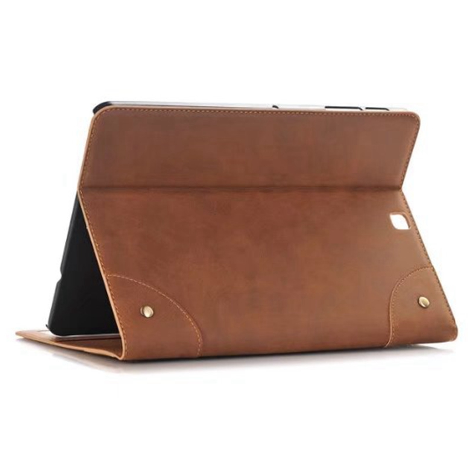 Retro Magnetic Smart PU Leather Cover For Samsung Galaxy Tab S2 T810 T813 T815 T819 9.7