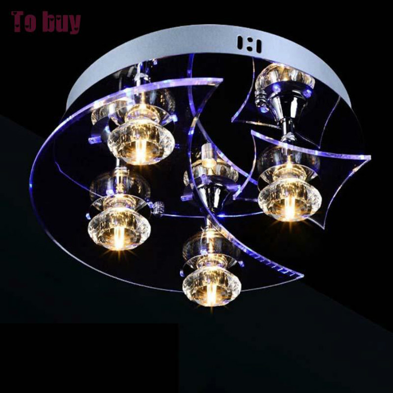 sell cheap led modern crystal chandelier 3 light use for living roombedroom d24 cheap bedroom lighting