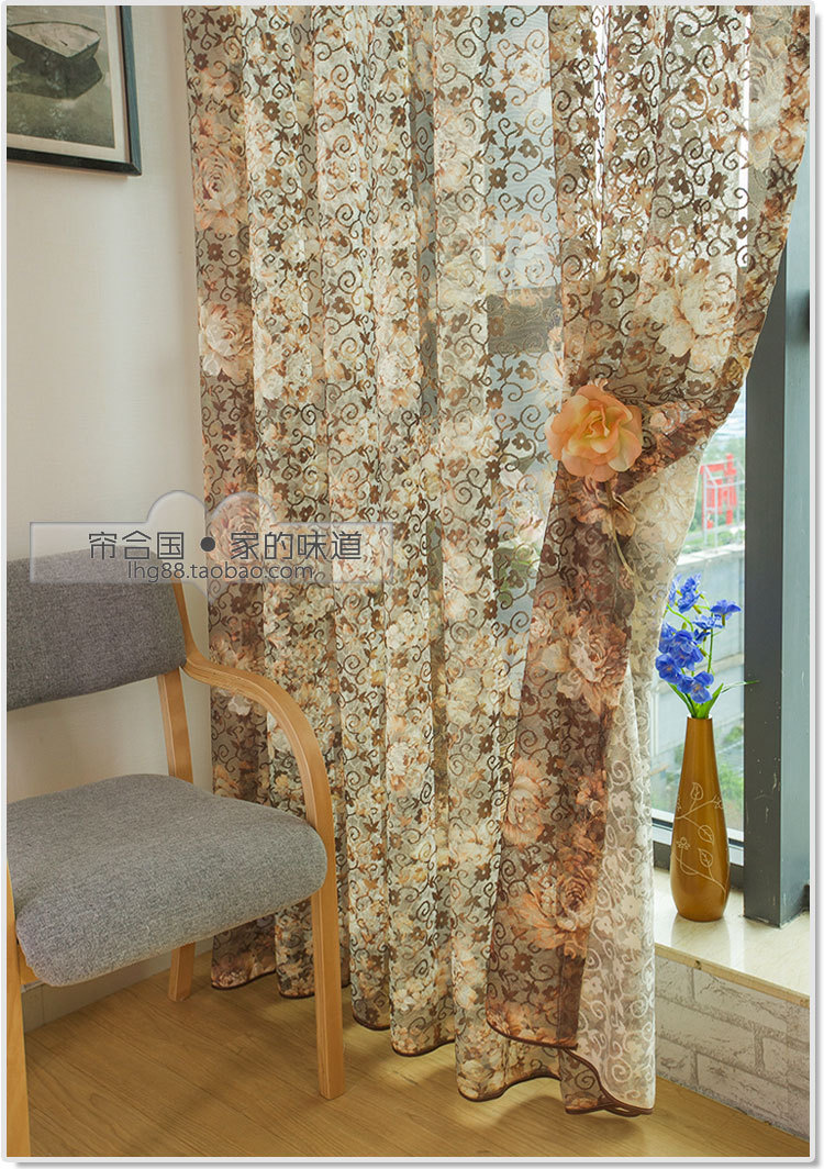 ... New Luxury Lace Curtain Cafe Net Curtains Voile Net Curtains Uk For Living  Room Bedroom ... Part 60
